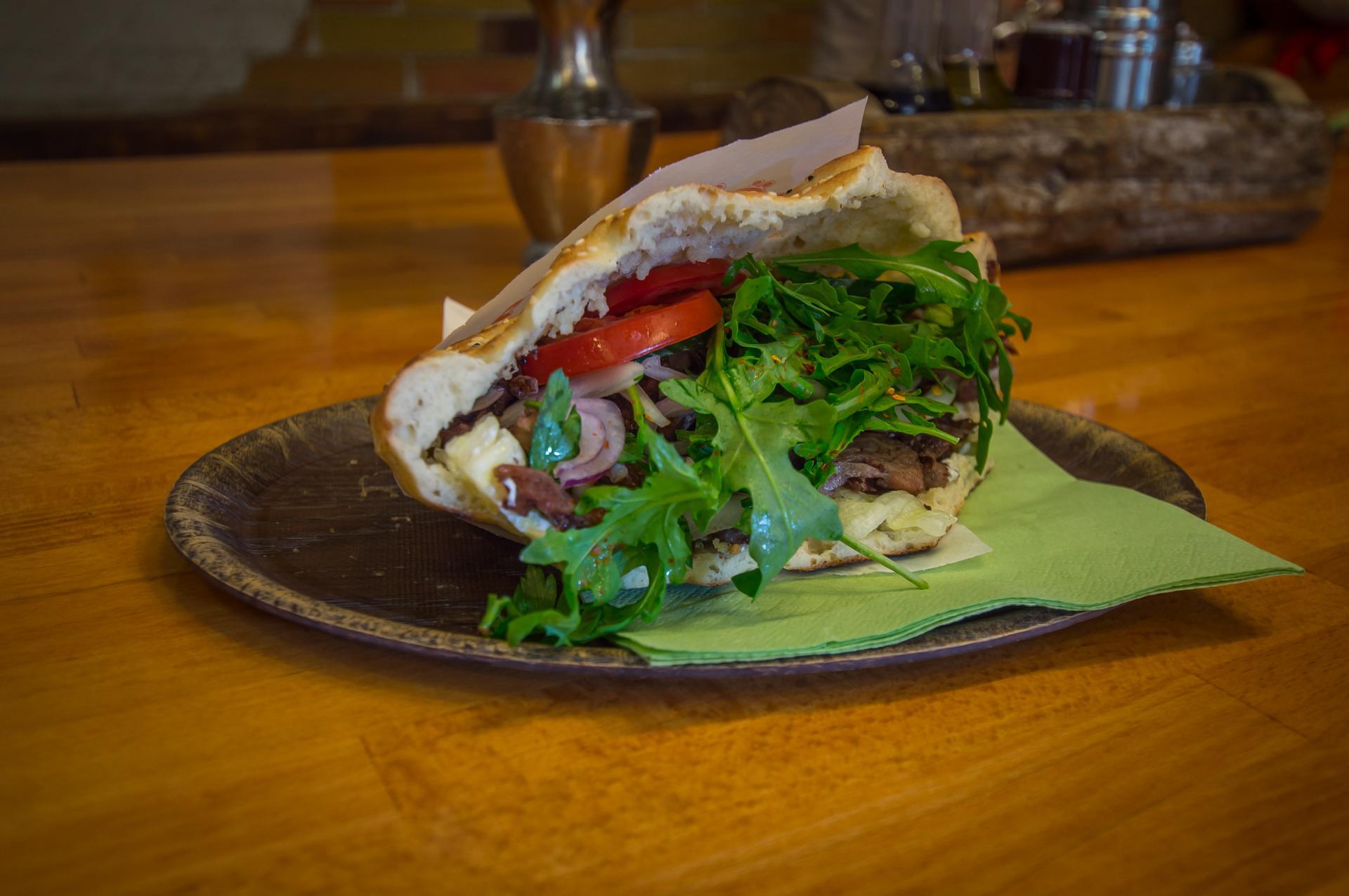 Relacja ze Stuttgartu czyli kebab w mercedesie