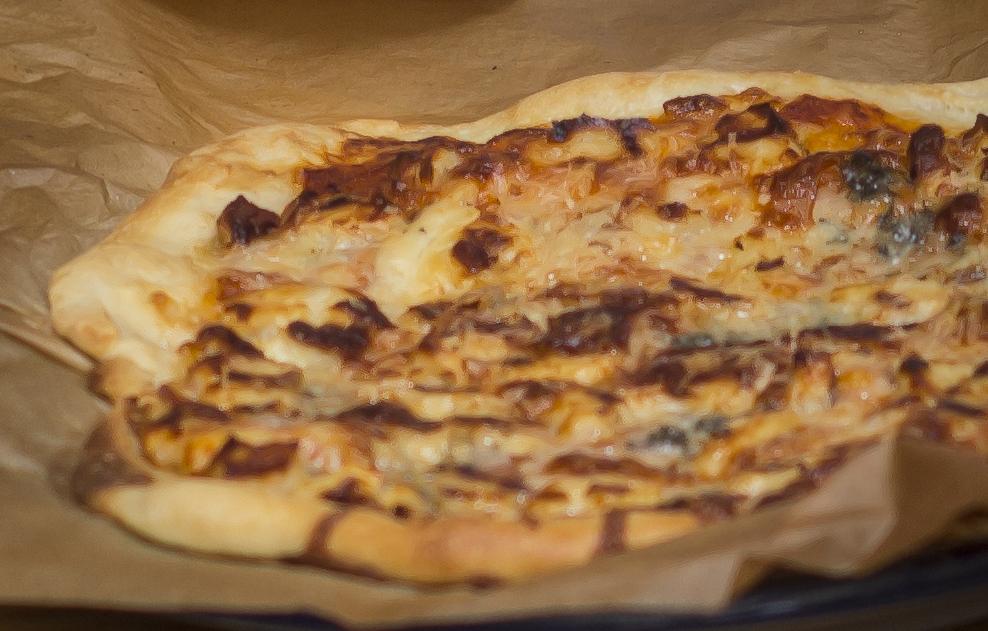 Pizza Czeska z serii Pizza Rustica