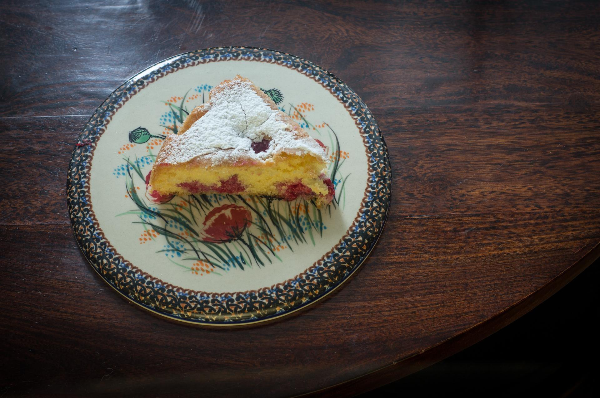 Ciasto na deszczowe popołudnie